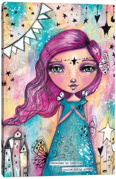Art Fairy Canvas Art Print