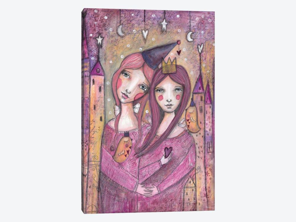 Soul Sisters by Tamara Laporte 1-piece Canvas Wall Art