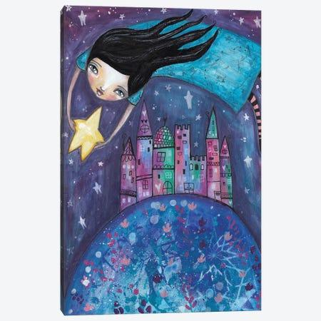 Star Flight Canvas Print #LPR193} by Tamara Laporte Canvas Art