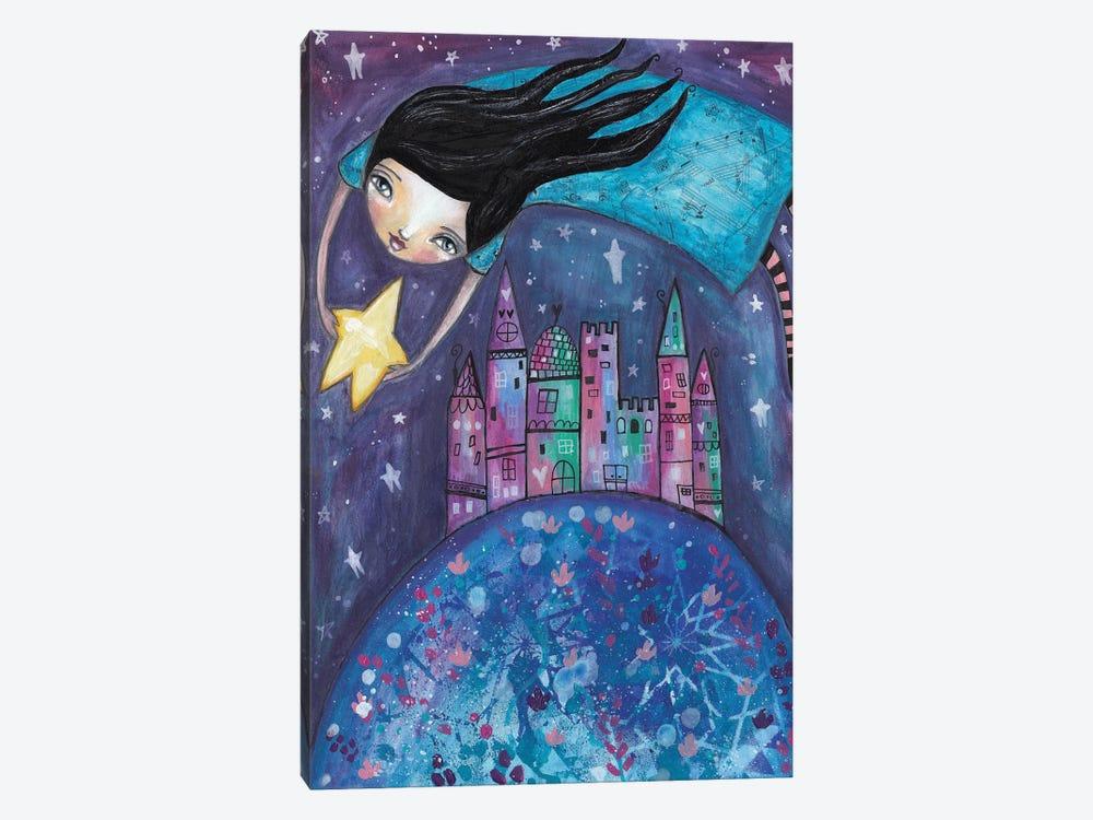 Star Flight by Tamara Laporte 1-piece Canvas Art Print
