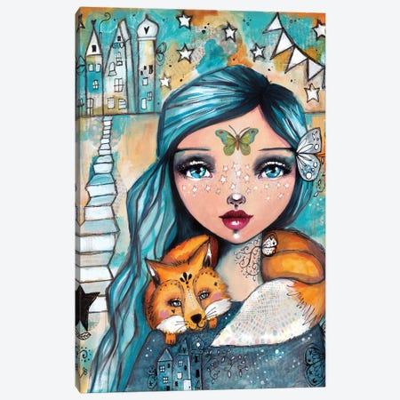 Stay Close Canvas Print #LPR201} by Tamara Laporte Canvas Artwork