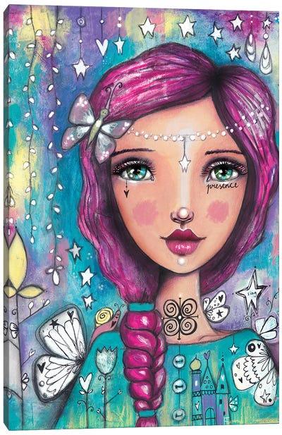 Tending To Dreams Canvas Art Print