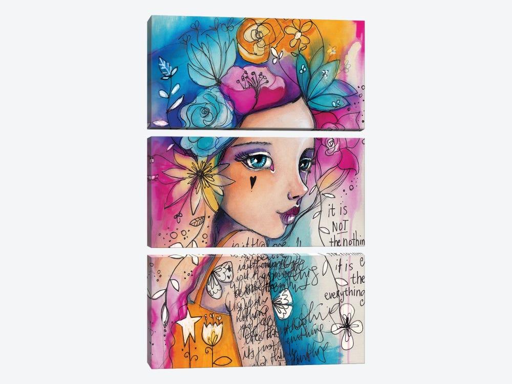 The Everything by Tamara Laporte 3-piece Canvas Art Print