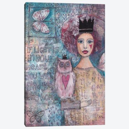 Timeless Wisdom Canvas Print #LPR227} by Tamara Laporte Art Print