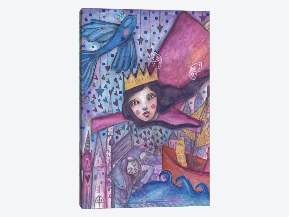 Watching Over You by Tamara Laporte 1-piece Canvas Art