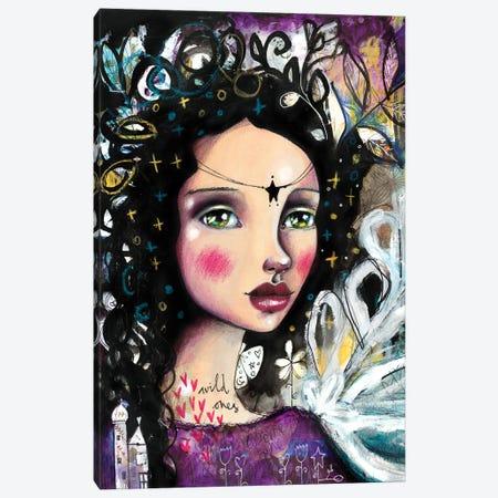 Wild Ones Canvas Print #LPR238} by Tamara Laporte Art Print