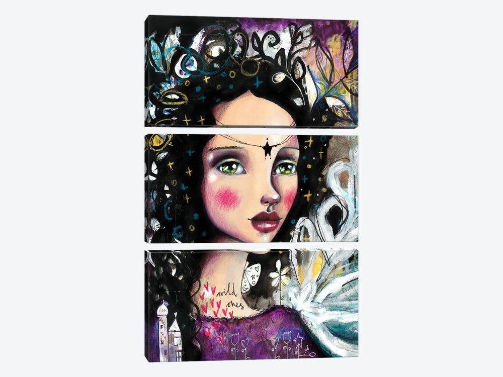Wild Ones by Tamara Laporte 3-piece Canvas Wall Art