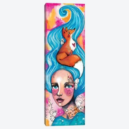 You Belong To Life Canvas Print #LPR249} by Tamara Laporte Canvas Wall Art