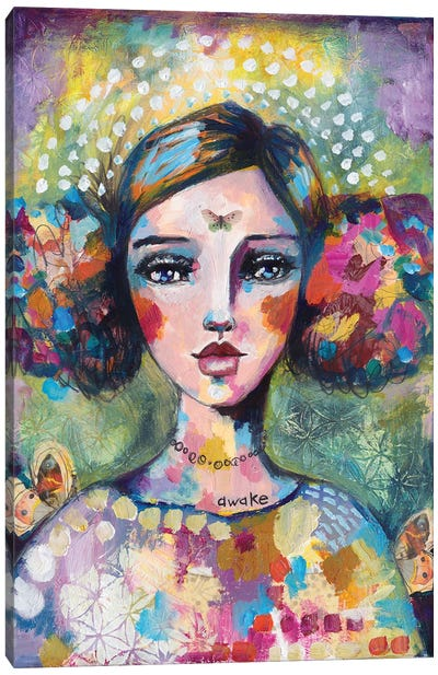 Awake Your Soul Canvas Art Print