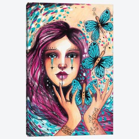 Queen Butterfly Canvas Print #LPR266} by Tamara Laporte Canvas Art Print