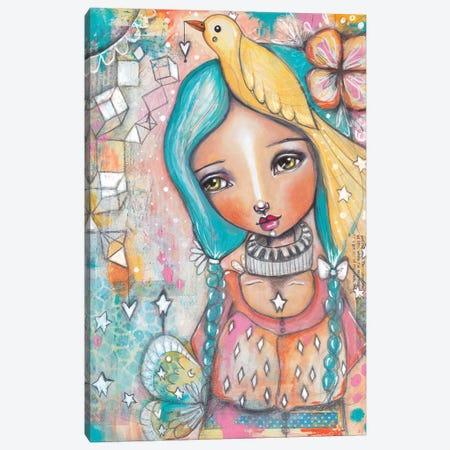 Babushka Canvas Print #LPR26} by Tamara Laporte Canvas Artwork