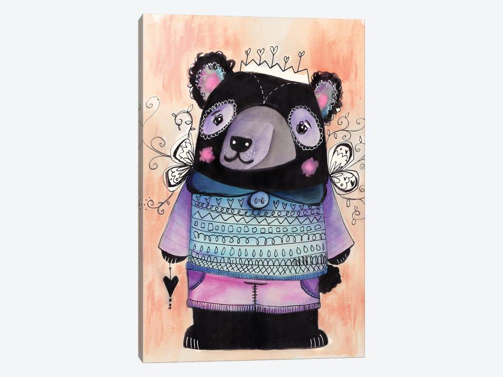 Beary Lovely by Tamara Laporte 1-piece Canvas Art