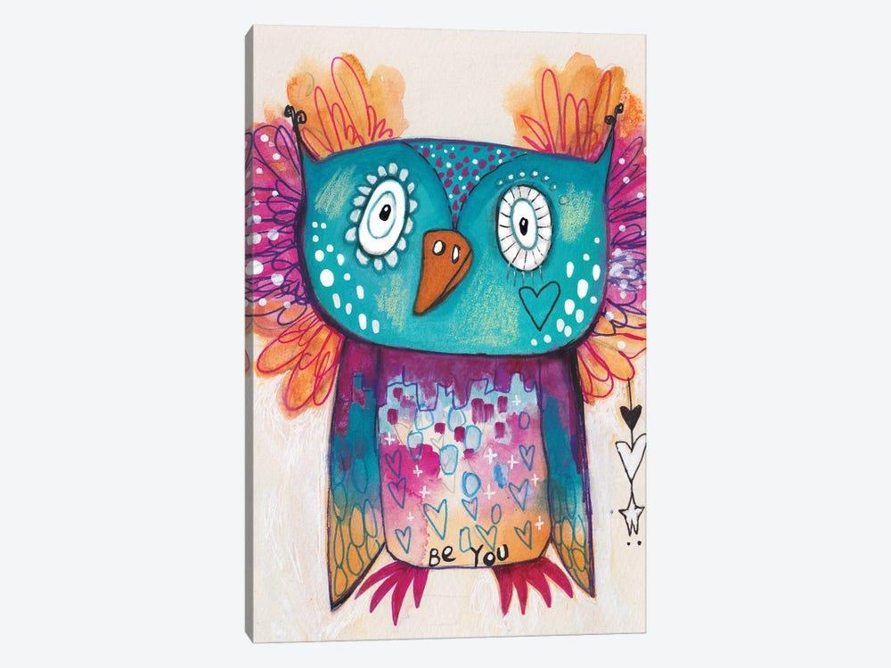 Be You Qb by Tamara Laporte 1-piece Canvas Art Print