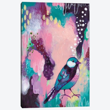 Constellation Canvas Print #LPR52} by Tamara Laporte Canvas Art