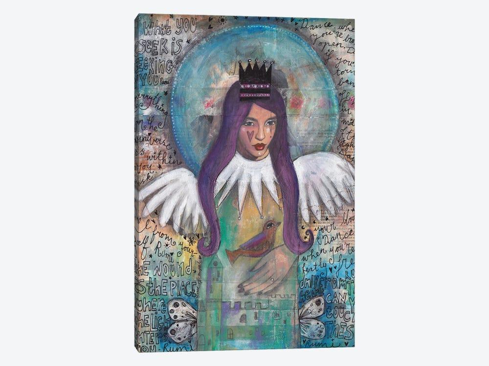 Essence Of Angel by Tamara Laporte 1-piece Canvas Print