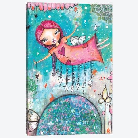 Fly High Canvas Print #LPR68} by Tamara Laporte Canvas Print