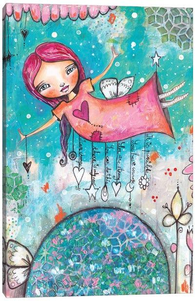 Fly High Canvas Art Print
