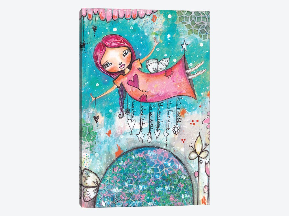 Fly High by Tamara Laporte 1-piece Canvas Wall Art