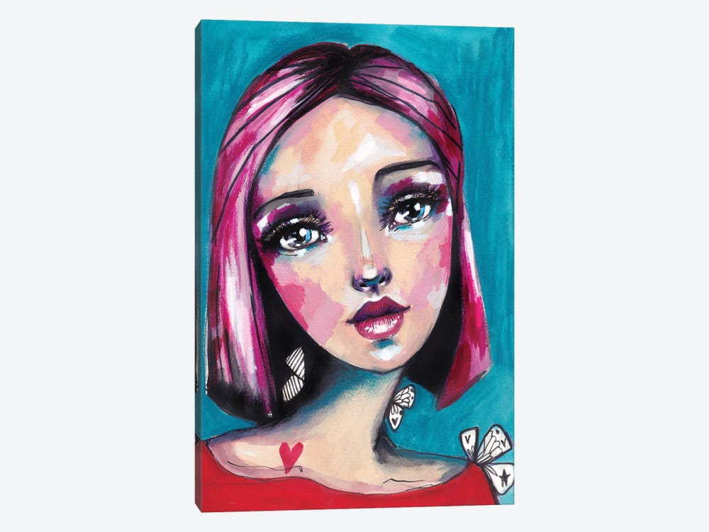 Girl by Tamara Laporte 1-piece Art Print