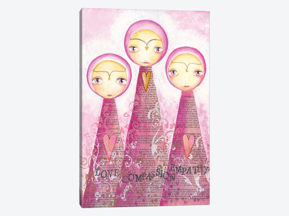 Goddess Love Compassion Empathy by Tamara Laporte 1-piece Art Print