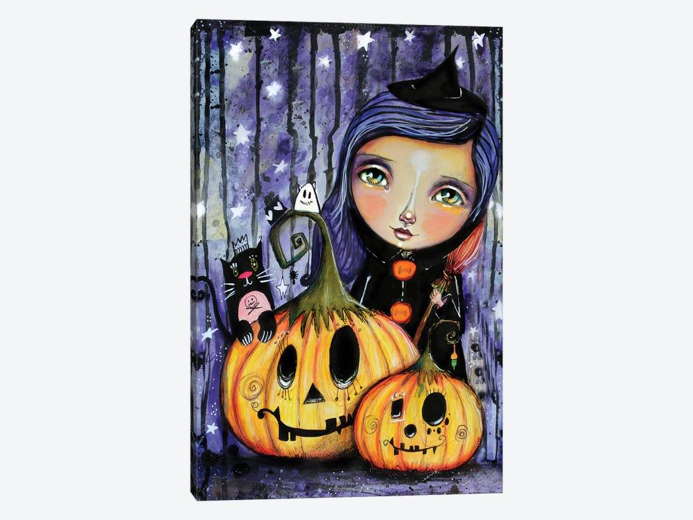 Halloween Witchy by Tamara Laporte 1-piece Canvas Print