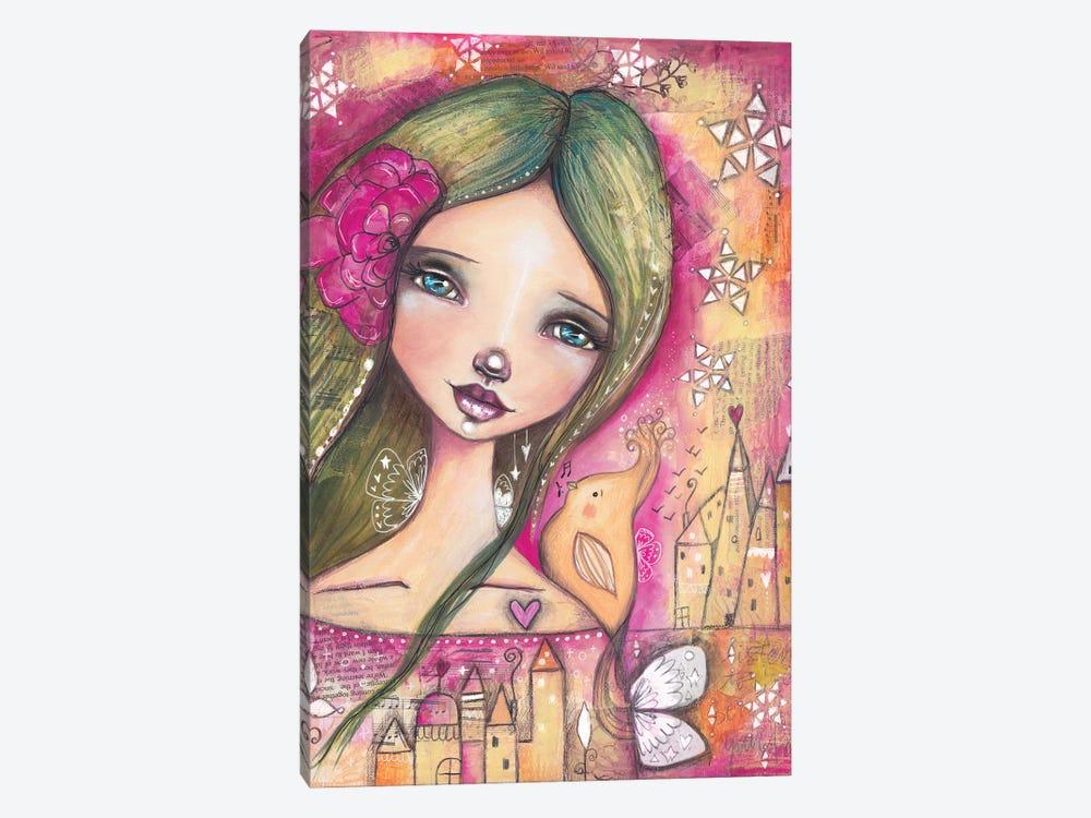 Heart Songs by Tamara Laporte 1-piece Canvas Print
