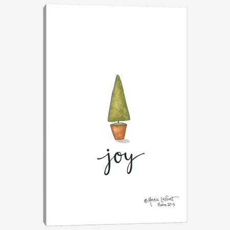 Little Joy Topiary Canvas Print #LPT13} by Annie LaPoint Canvas Art