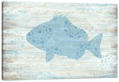 Ocean Fish     Canvas Art Print