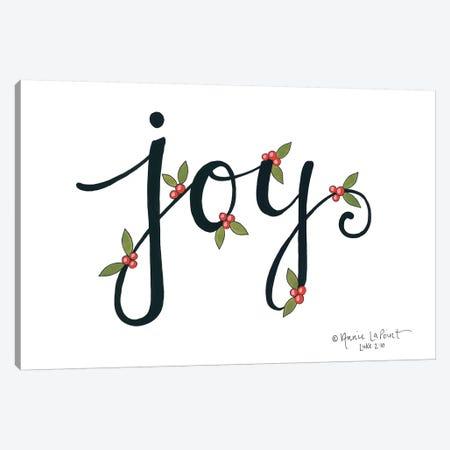 Joy with Berries Canvas Print #LPT35} by Annie LaPoint Canvas Print