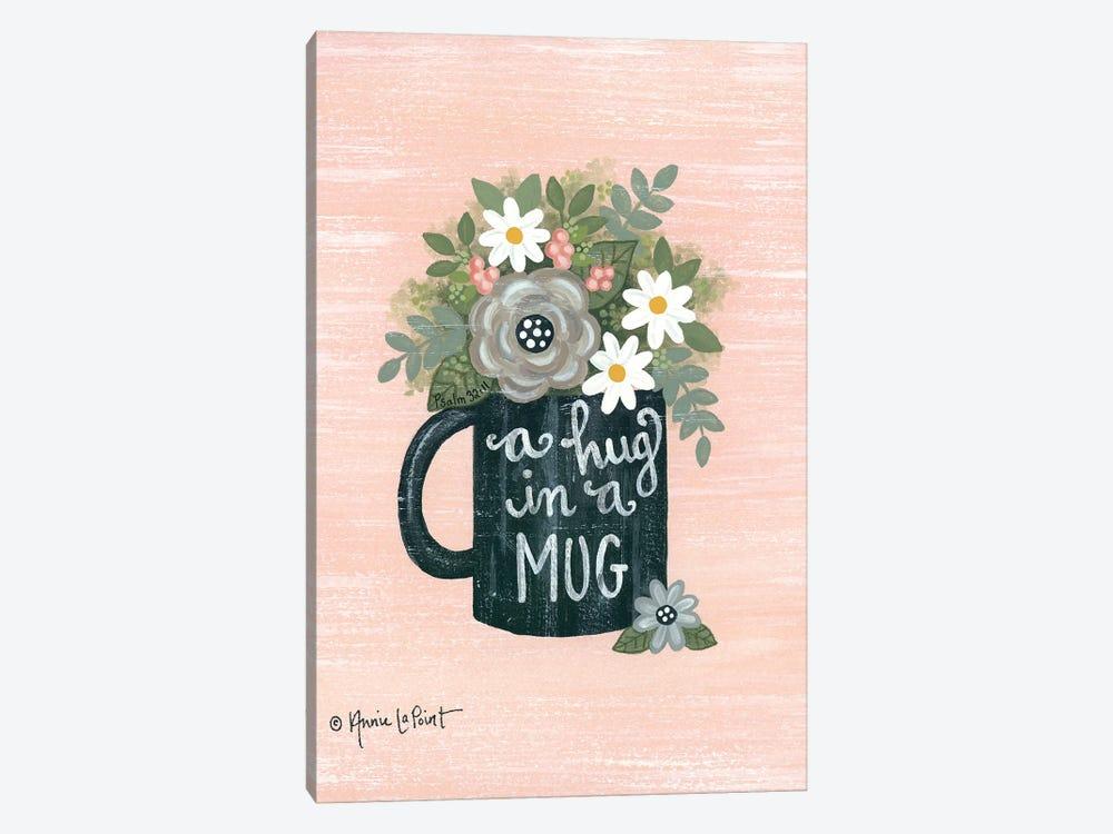 Hug a Mug by Annie LaPoint 1-piece Canvas Art Print