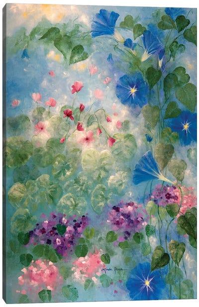 Early Morning Glory Canvas Art Print