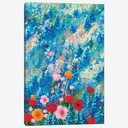 For Lili Canvas Print #LRA19} by Linda Rauch Canvas Art