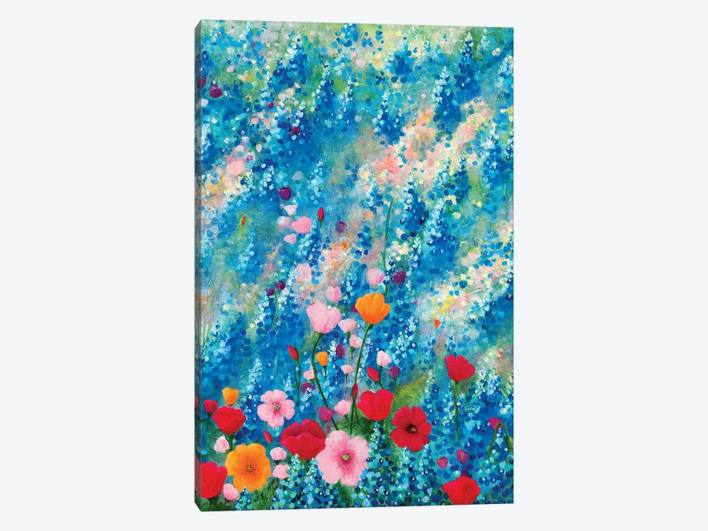 For Lili by Linda Rauch 1-piece Canvas Art Print