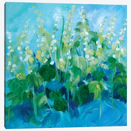 My Garden Canvas Print #LRA31} by Linda Rauch Canvas Artwork