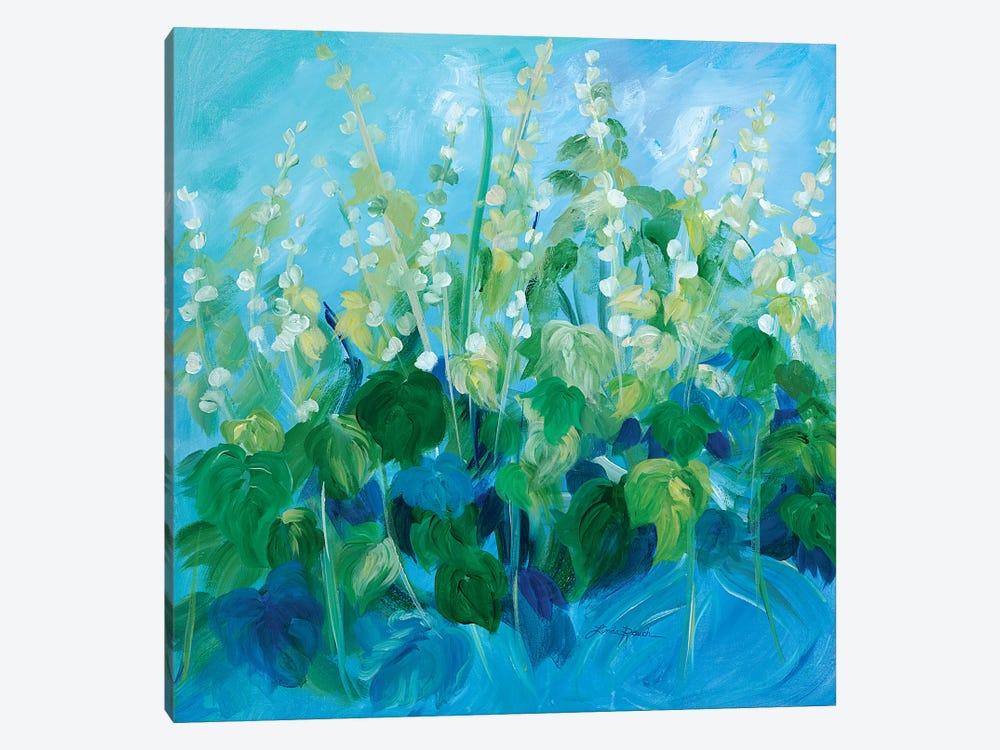 My Garden by Linda Rauch 1-piece Canvas Art Print
