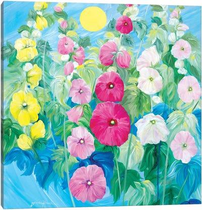 Tinkerbell's Playground Canvas Art Print