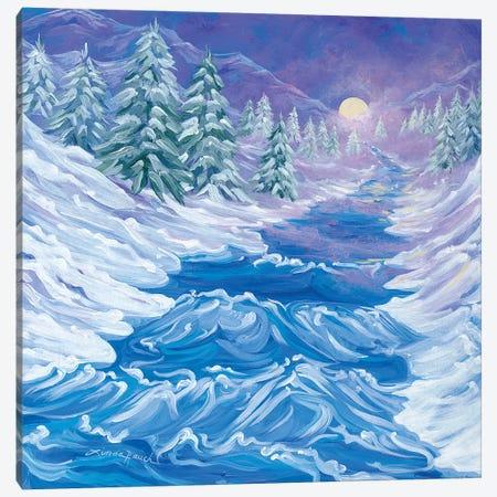 River Song Canvas Print #LRA56} by Linda Rauch Canvas Print