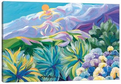 Moonshine Canvas Art Print