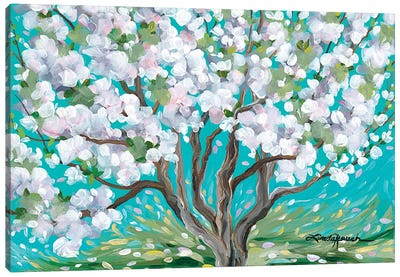 Apple Pie Time Canvas Art Print