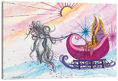 Sugar And Crystal Canvas Art Print