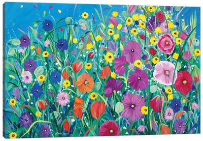Butterfly Banquet Canvas Art Print