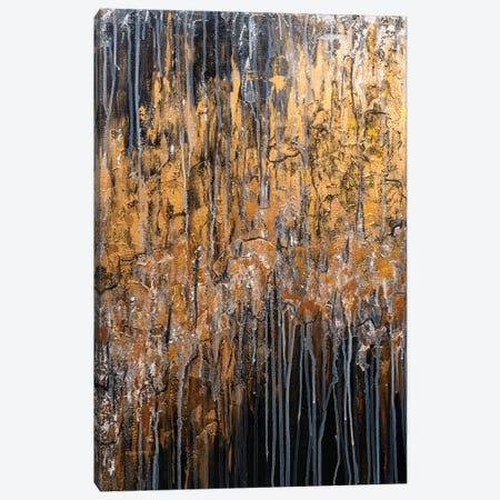 Golden Forest Canvas Print #LRC2} by Larisa Chigirina Canvas Wall Art