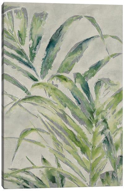 Fresh Unfolds II Canvas Art Print