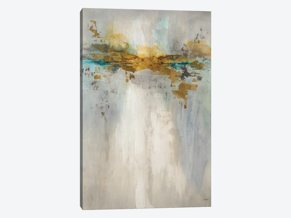Rising Reflection by Leah Rei 1-piece Canvas Wall Art