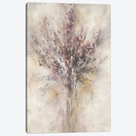 Lilacs Canvas Print #LRE2} by Leah Rei Canvas Artwork