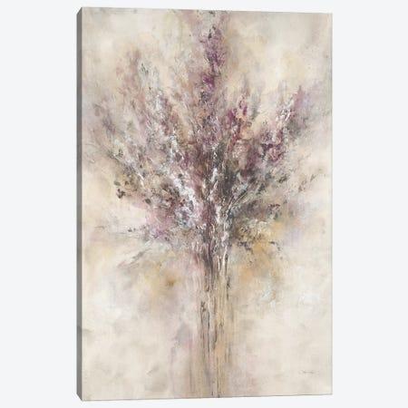 Lilacs Canvas Print #LRE2} by Leah Rei Canvas Artwork