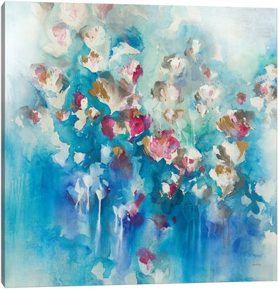 Florets Canvas Art Print