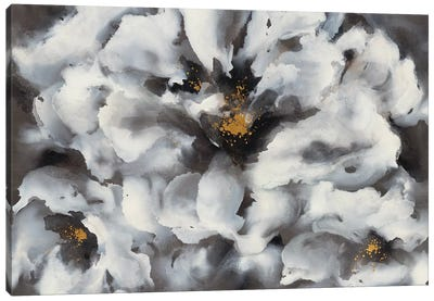 Peonia Canvas Art Print