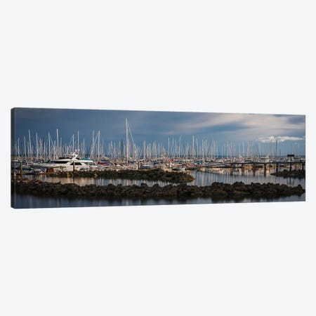 Stillness Canvas Print #LRH100} by Louis Ruth Canvas Wall Art