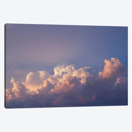 Sunset One Canvas Print #LRH108} by Louis Ruth Canvas Artwork